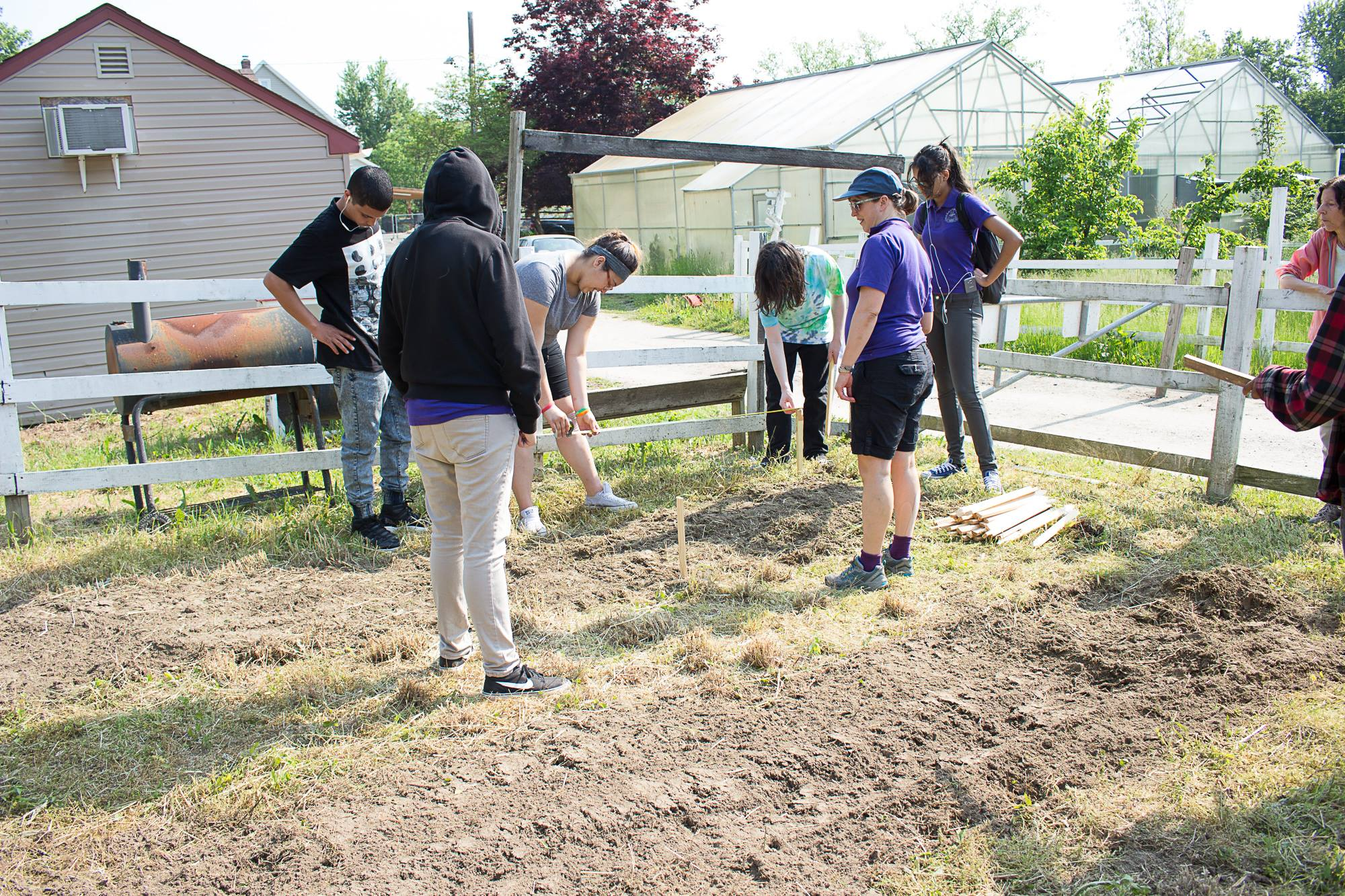 remineralize the earth students gain hands on experience with